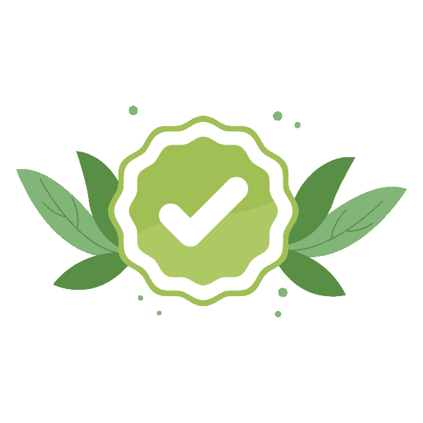 You can only buy certificates after independent, third-party auditors verify projects' successes - so you're buying into the success of saving a forest.